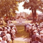 out door mass sept 9, 1962